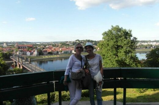 Emilie ir mama