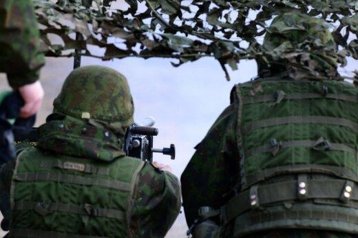Несущие дежурство подразделения ВС Литвы - повышенная боевая готовность