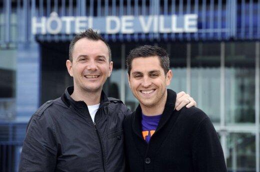 Francja: Odbył się pierwszy ślub homoseksualnej pary