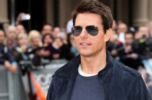 Tom Cruise superagentem Guya Ritchiego