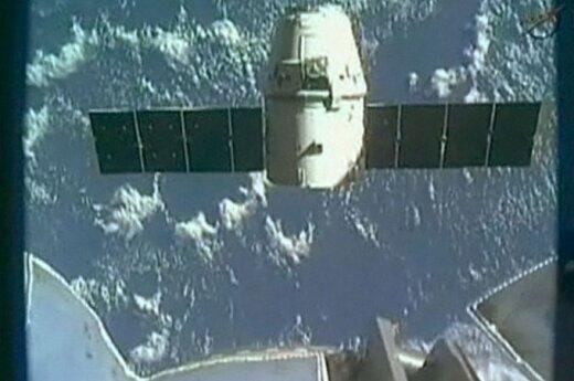 Определена дата первого полета частного корабля к МКС