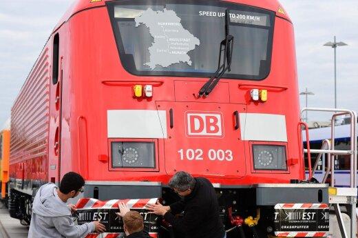 В Германии встали поезда: полиция подозервает спланированную атаку