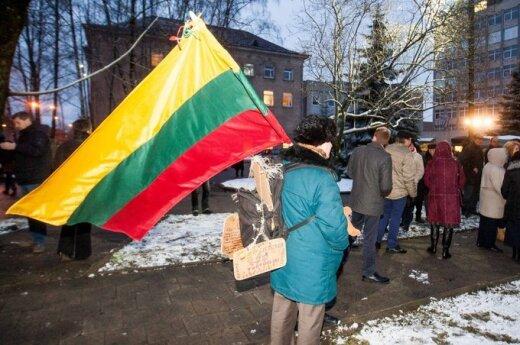 Laisva Lietuva. Ar tikrai?