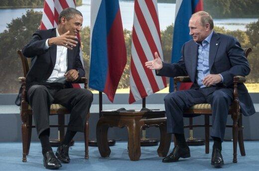 Putin: przywódcy Rosji i USA nie potrzebują spotkań dla samych spotkań