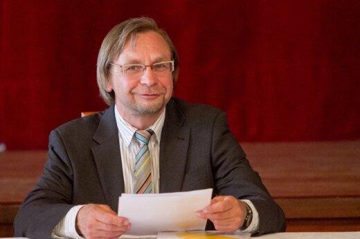 Maj nad Wilią: spotkanie w Związku Pisarzy Litwy