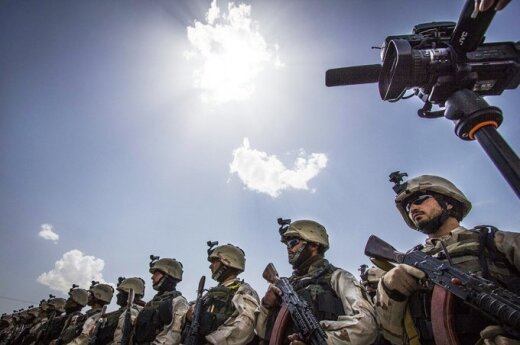 Lithuania's special forces end mission in Afghanistan