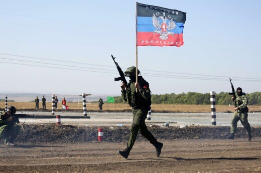 Украинский сепаратист лишен временного вида на жительство в Литве