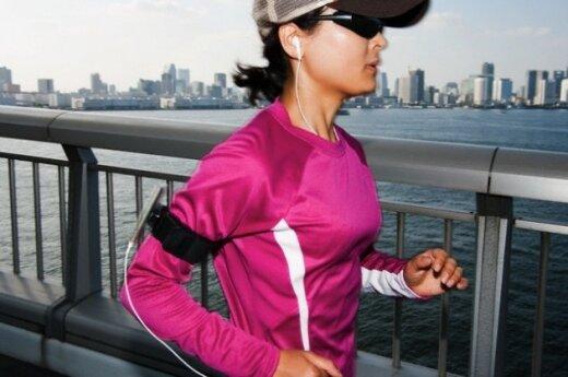 Трехминутные пробежки помогут откорректировать фигуру