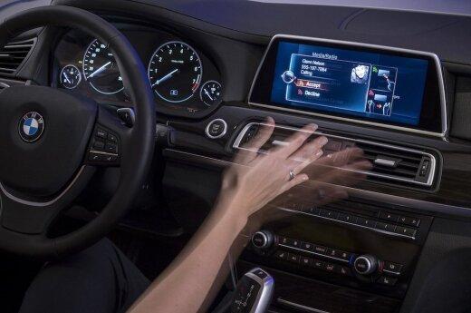 Amerikiečiai uždegė žalią šviesą BMW inovacijai