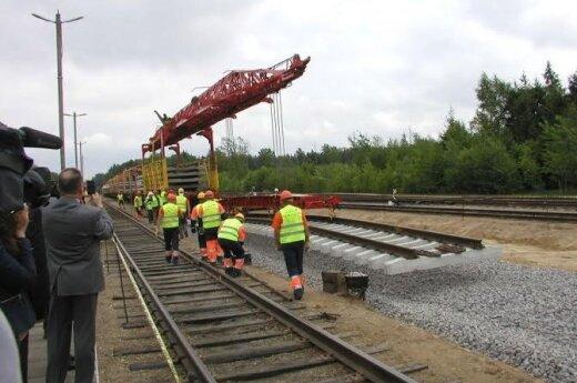Объявят новые конкурсы на подряд проекта Rail Baltica