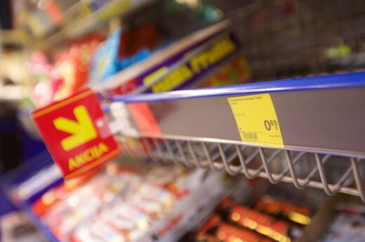 Lithuanian supermarkets remove all Mars products from shelves