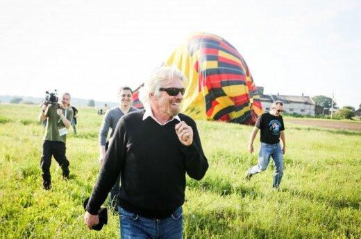 Branson: W każdym kraju może cię skrzyczeć rolnik