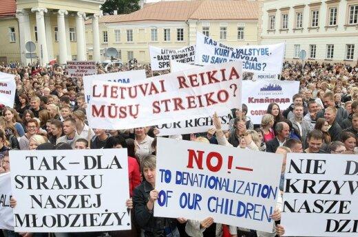 Agencja Praw Podstawowych UE zmieni raport za 2010 rok w sprawie Litwy