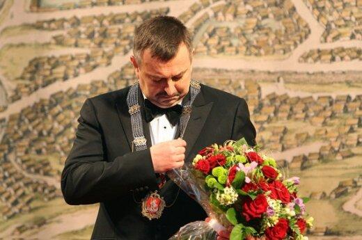Мэр Вильнюса поехал в Италию налаживать личные дела