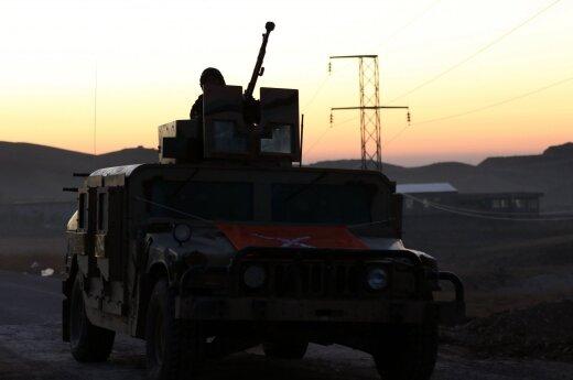 Սիրիայում քրդերի եւ ռուսների համատեղ առաջխաղացումը