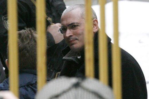 Колония, где сидел Ходорковский, сожжена заключенными