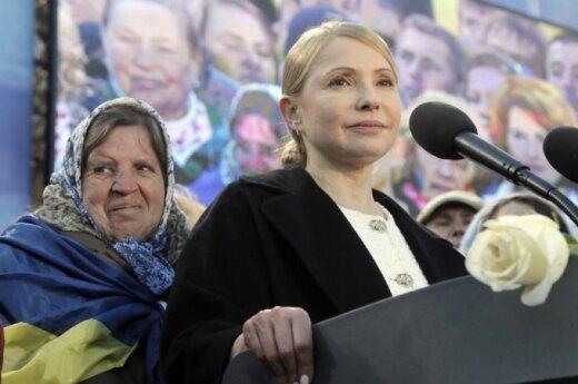 Julia Tymoszenko: Rosja pod naciskiem Zachodu odda Krym Ukrainie