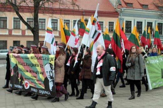 Kaip pasielgčiau, jei Kovo 11-tą būčiau Vilniuje