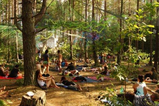 """Trečioji diena """"Yaga Gathering 2013"""": festivalis įsibėgėja"""