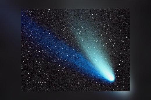 Žvaigždė, kometa