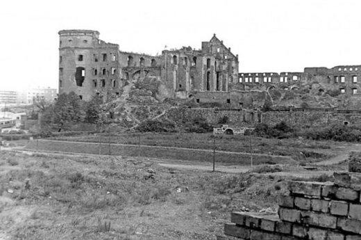 Калининград: историки готовы восстанавливать Королевский замок