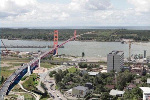 Tiltas į Kuršių nerija