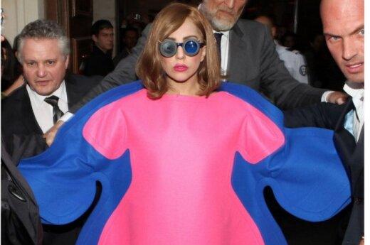 Lady GaGa: Społeczeństwo jest brzydkie