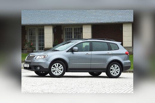 "Atnaujinta ""Subaru Tribeca"""