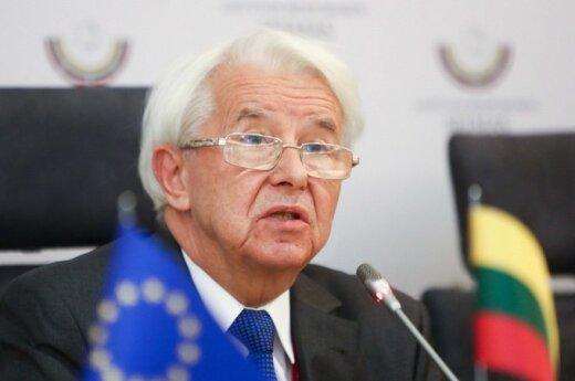B. Juodka vadovaus Lietuvos darbdavių konfederacijai