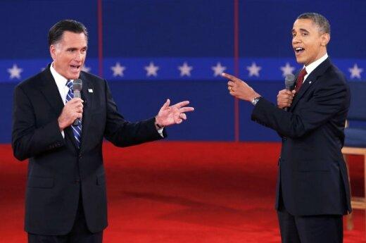 USA: Obama wygrał drugą debatę prezydencką