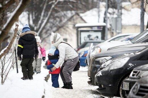 Самый сильный мороз ожидается в субботу
