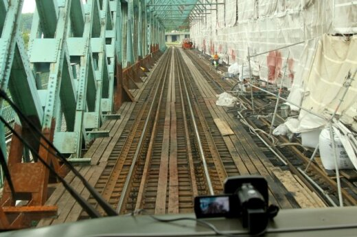 Lithuania wants EUR 165m in EU support for Rail Baltica project