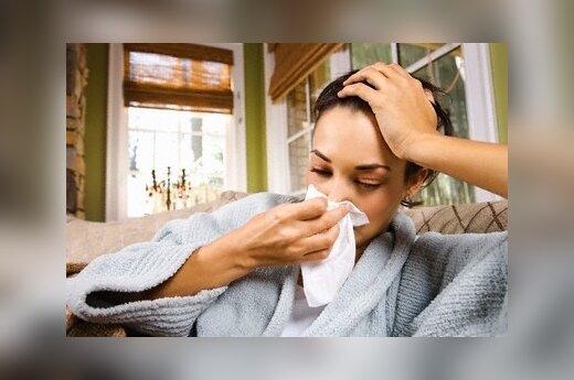 Спасаемся от гриппа и ОРВИ в офисе