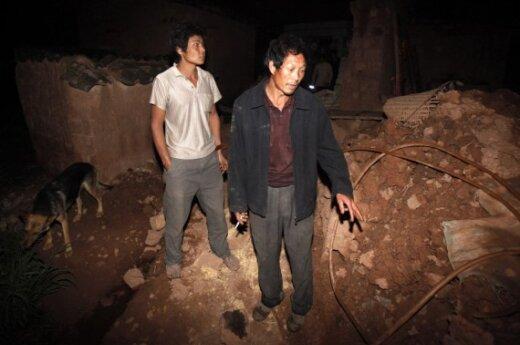 Землетрясение в Китае: эвакуируют 400 000 жителей