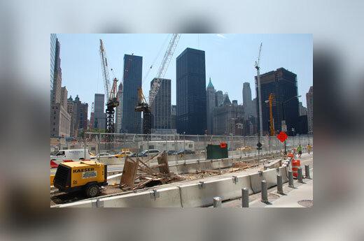 """""""Ground Zero"""" Niujorke, Rugsėjo 11-oji"""