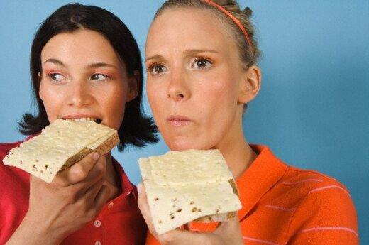 Merginos valgo sumuštinius