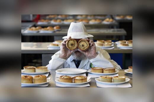Pasaulio pyragų kepimo čempionatas