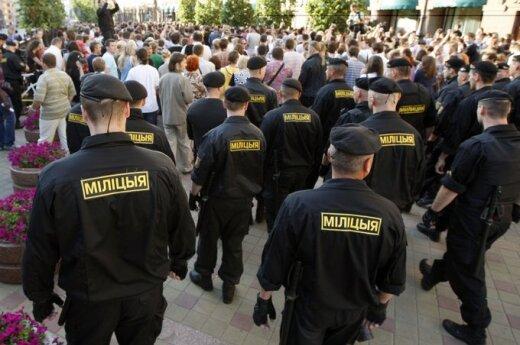 Могилевская журналистка вышла на свободу