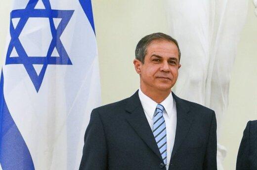 Israeli Ambassador Amir Maimon. Photo by R.Dačkus