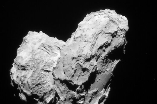 """Космический аппарат """"Розетта"""" направлен на столкновение с кометой"""