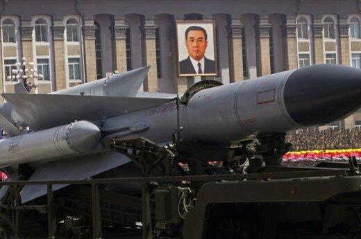 Korea Północna: Rakiety w najwyższym stanie gotowości