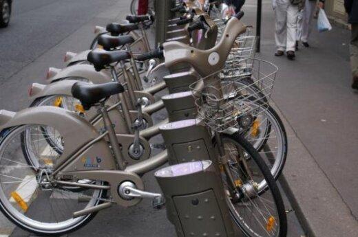 Žada gerinti dviračių eismo infrastruktūrą