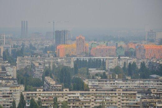 Посольство РФ в Киеве обстреляли из салютной установки