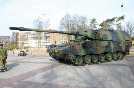 Литва выразила желание приобрести у Германии артиллерийские гаубицы
