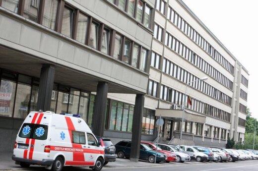 Ministerstwo Finansów nie daje 161 mln litów na ochronę zdrowia