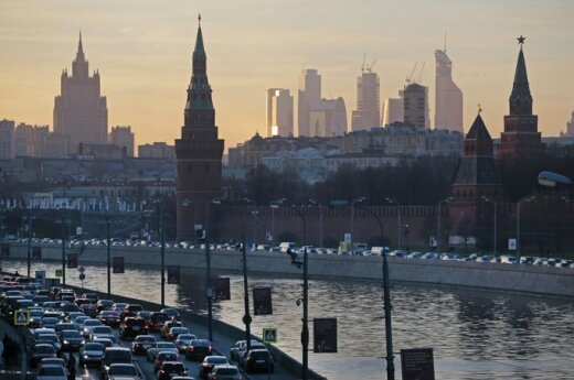 V. Normanas. Kremliui artėja galas, mums - išbandymų metas