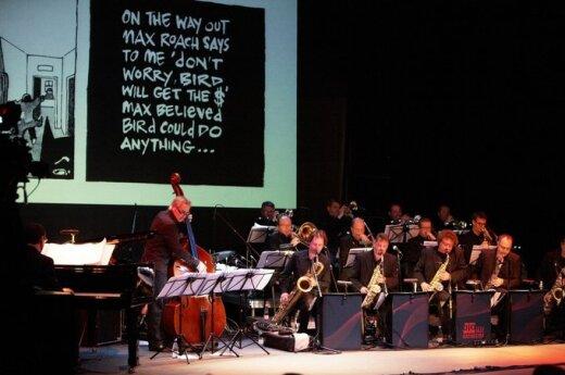 Penktadienio vakaro džiazas - Vladimirų duetas scenoje