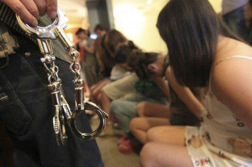 Prostituciją sieks sutramdyti Švedijos pavyzdžiu