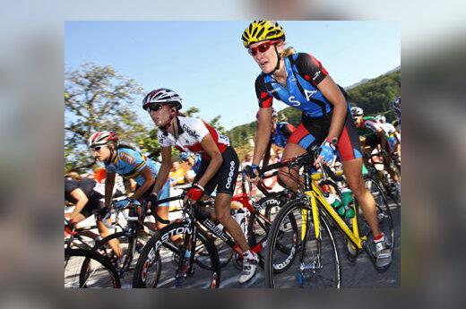 Dviračių sportas, dviratininkės