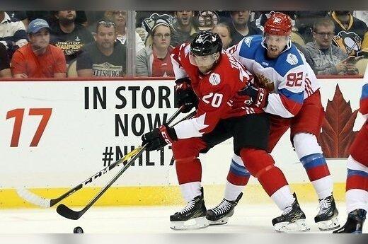 Канадцы выиграли выставочный матч у России в овертайме